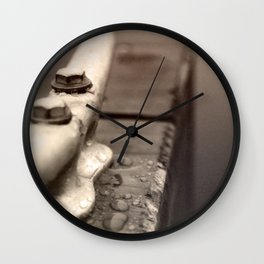 Mason Lake: Dewey Cleat Wall Clock