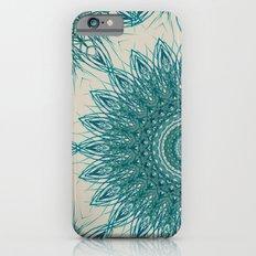 Woven Palm Mandala Slim Case iPhone 6s