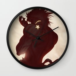 Dio Brando Wall Clock