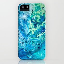 Environment Love View from Their Eyes iPhone Case