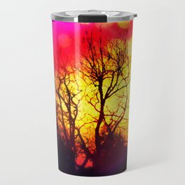 When the Sun goes Down Travel Mug