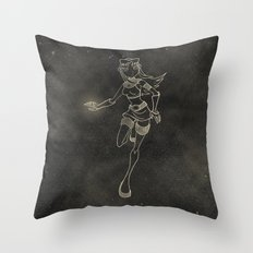 Teen Titans: Starfire Throw Pillow