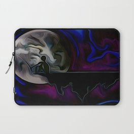 Sleepless Nights Laptop Sleeve