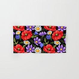 cute floral pattern Hand & Bath Towel