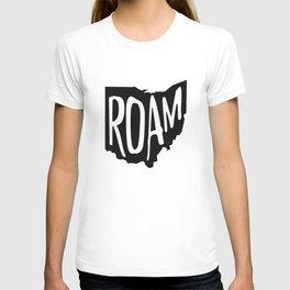 Roam Ohio T-shirt