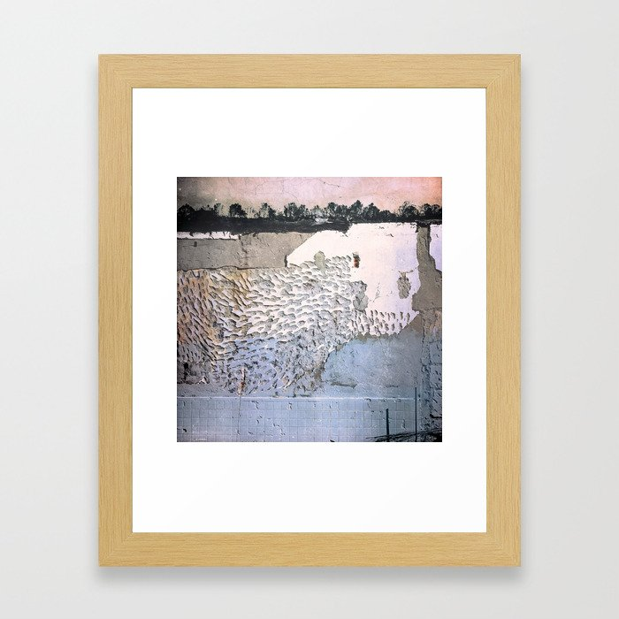 Lethe Framed Art Print