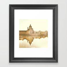 Florence Reflected Framed Art Print