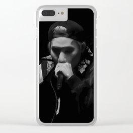 Agust D Clear iPhone Case