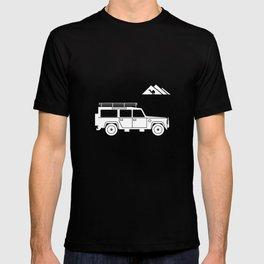 Landrover Defender 110 T-shirt
