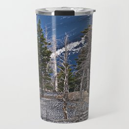 Holy Mount Etna on Sicilian Vulcan Ground Travel Mug