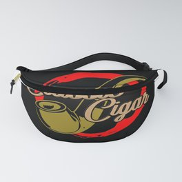 Pipe Cigarette Smoking Cigar Tobacco Fanny Pack