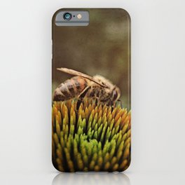 'of clovers and of noon' iPhone Case