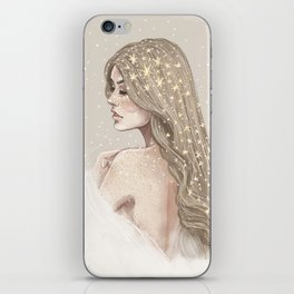 Stardust & Constellations iPhone Skin