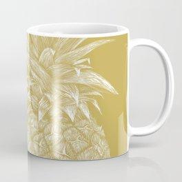 Pineapple : La Moutarde Coffee Mug