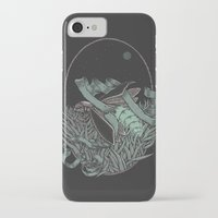 firefly iPhone & iPod Cases featuring Firefly  by BEADLER Design and Illustration