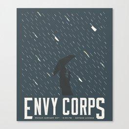 Envy Corps Canvas Print