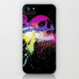 MotoSkull 07 iPhone Case