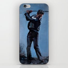 Tyler Durden and the Narrator - Golfing Buddies - Fight iPhone Skin