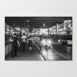 Cittadino di Torino | it's enough | 08-14 Canvas Print
