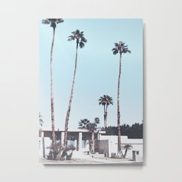 Palm Trees 15 Metal Print