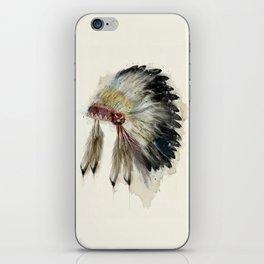 Headdress iPhone Skin
