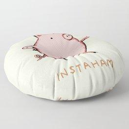 Instaham Floor Pillow