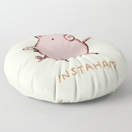 Instaham Floor Pillow