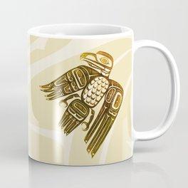 Coast Salish Eagle Coffee Mug
