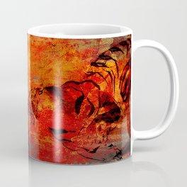 The den of the tiger Coffee Mug