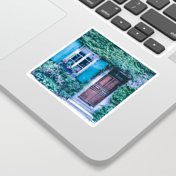 Beauty in Simplicity Sticker