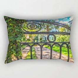 Charleston Iron Gate Rectangular Pillow