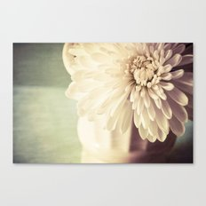 A Little Piece of You Canvas Print