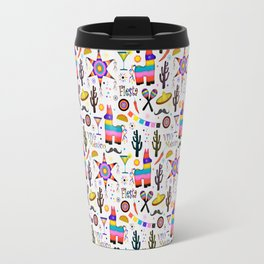Fiesta Mexicana Travel Mug
