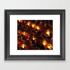 In Memoriam Framed Art Print