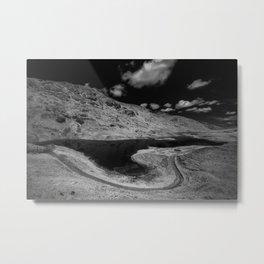 Alpine summer, Austria Metal Print