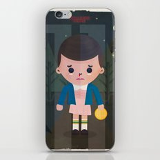 Stranger Things fan art iPhone & iPod Skin