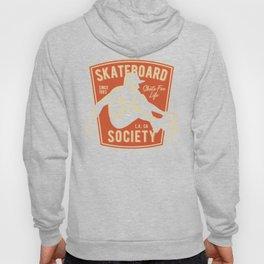 Skateboard Society Hoody