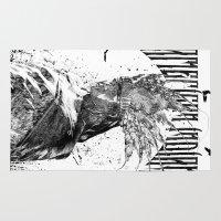 american Area & Throw Rugs featuring American by jones C @Hong Kong