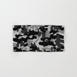 Camouflage (Gray) Hand & Bath Towel