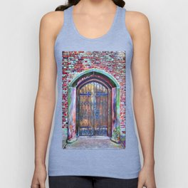 What's Inside? Unisex Tank Top