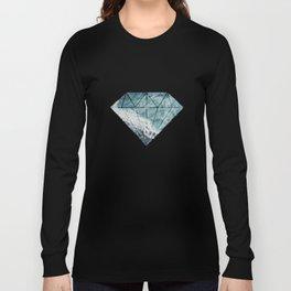 Saltwater Feelings Ocean Surf Long Sleeve T-shirt