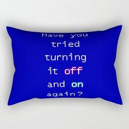 Tech suppor Rectangular Pillow