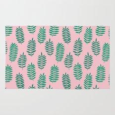 Pattern Project #42 / Ferns Rug