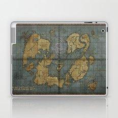 Seimeramus Map Laptop & iPad Skin