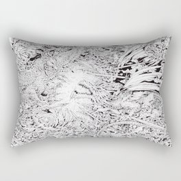 Fire & Ice Rectangular Pillow