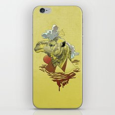 King of the Desert iPhone Skin