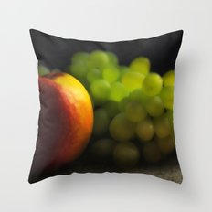 Fruit of the season Throw Pillow