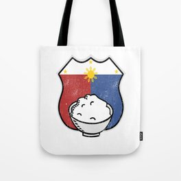 Exercise I Thought You Said Extra Rice Filipino Gift T-Shirt Tote Bag