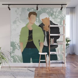 Headstrong Lovers Wall Mural