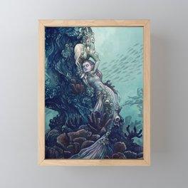 Slumber Framed Mini Art Print